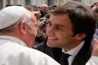 El Papa 'cantautor' estrena un himno de paz en la misa del domingo de Ramos