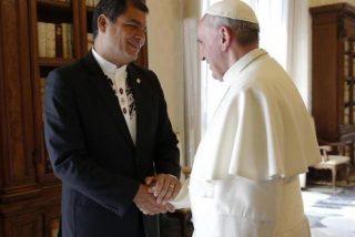 El Papa estará la segunda semana de julio en Ecuador