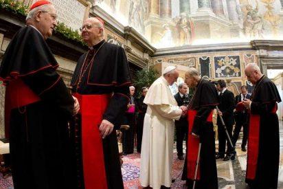 Un religioso Papa para las sombras frías de la vida