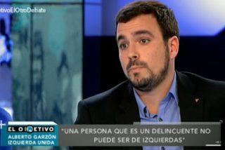 """Twitter se cachondea de Alberto Garzón por asegurar que """"un delincuente no puede ser de izquierdas"""""""