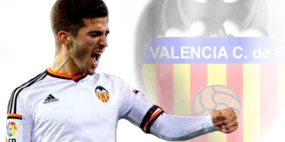 Paraliza su renovación con el Valencia ante el interés de los grandes