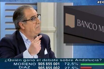 Graciano Palomo deja en evidencia a los gurús de Zapatero que mandaban en Banco Madrid