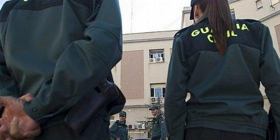 Roban en Dependencias Oficiales de la Guardia Civil en pleno Nivel de Alerta nº III