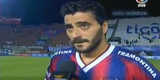 Güiza abandona el Cerro Porteño para regresar a España
