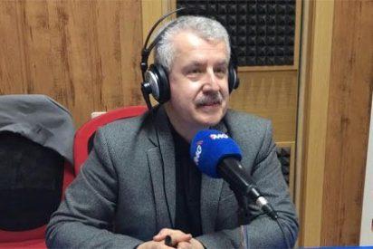 """Gorka Zumeta: """"Para mí lo más rompedor en la radio es lo que hace Ángel Expósito en COPE"""""""
