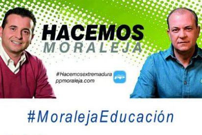 Partido Popular de Moraleja continúa la campaña de acción informativa #HacemosMoraleja