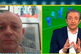 """Frederic Hermel atiza a la afición madridista: """"He visto mucho chaquetero en el Bernabéu"""""""