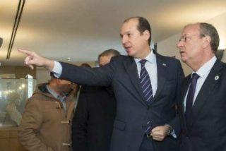 Monago presenta el proyecto de edificación del nuevo Hospital de Don Benito-Villanueva