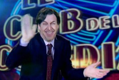 """Rafael Hernando: """"No puedo hacer humor inteligente, también tiene que entenderlo Floriano"""""""