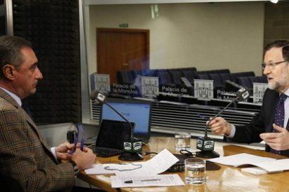 """Mariano Rajoy: """"Seguiré mandando SMS porque sigo confiando en la gente y no me quiero quedar aislado del mundo"""""""