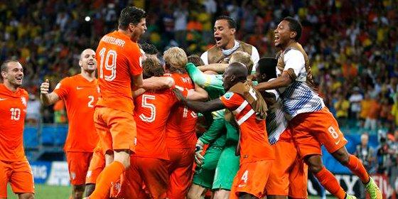 Filtran la segunda camiseta de Holanda, vuelve al blanco