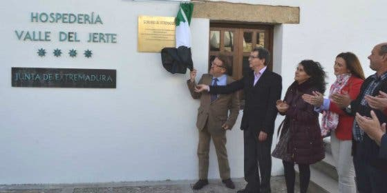 Inaugurada la Hospedería del Valle del Jerte