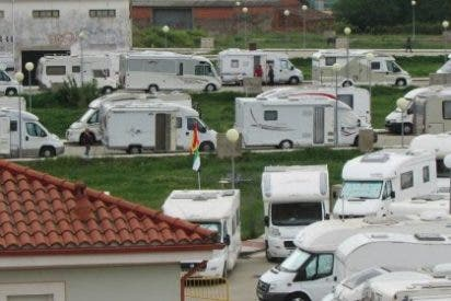 II Concentración de Autocaravanas en Moraleja (Cáceres)