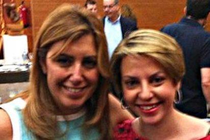 La 'aparatchik' socialista pillada en la grabación sólo ha trabajado para el PSOE