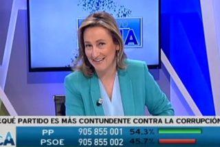 """Isabel Durán se mofa de la oficina antifraude de Andalucía: """"¡Guauuu, cómo lucha Susana Díaz contra la corrupción!"""""""