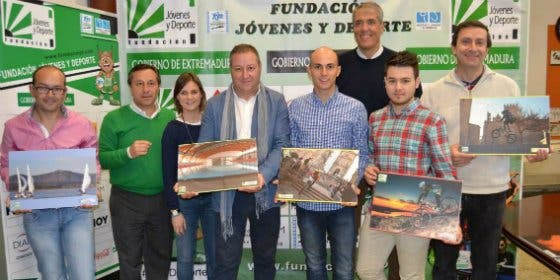 Fundación Jóvenes y Deporte entrega los premios de su IV Concurso de Fotografía Deportiva