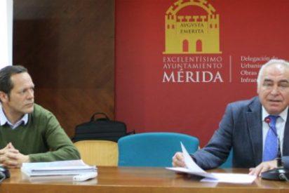 El Proyecto de alumbrado público ha completado su inversión en Mérida