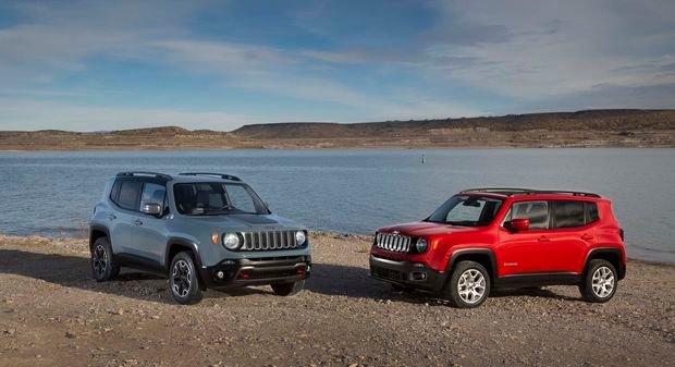2 nuevas versiones refuerzan la gama del Jeep Renegade