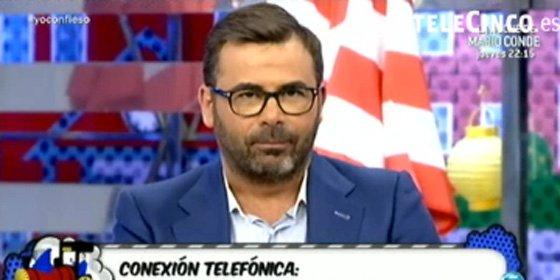 """Tensión entre el director de 'Sálvame' y J.J. Vázquez por culpa de Belén Esteban: """"Me siento estafado"""""""
