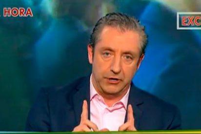 """Pedrerol le da un palo a 'L' Equipe' por copiar una exclusiva sobre Cavani: """"El jeta que ha escrito eso que cite, y si no, que no copie textual"""""""