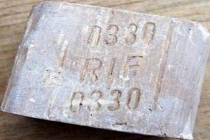 Venden en eBay una pastilla de jabón hecha... ¡con grasa de las víctimas del Holocausto!