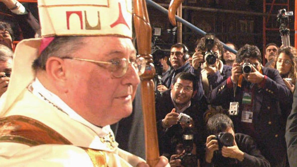 Pésame del Papa por la muerte de Maccarone
