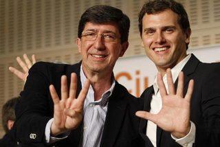 Ciudadanos tiene la llave andaluza de la gobernabilidad en Andalucía