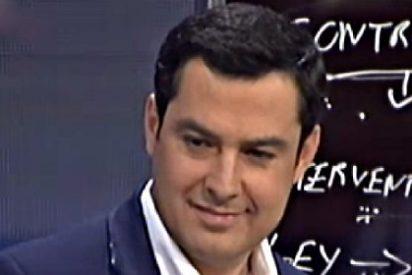 "Juanma Moreno: ""Me comprometo, si soy presidente 600.000 andaluces salen del paro"""