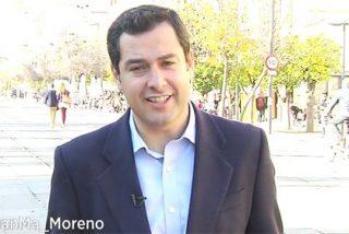 """Moreno traslada al resto de partidos tres propuestas para """"que no haya más descontrol del dinero de todos los andaluces"""""""