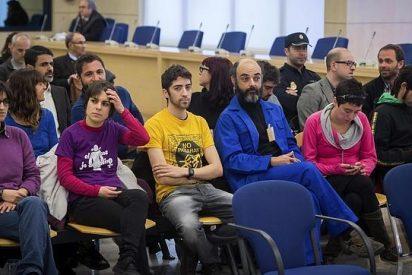 El Tribunal Supremo condena a tres años de prisión a 8 de los facinerosos que asediaron al Parlamento catalán