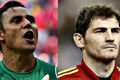 Keylor Navas estará en la portería del Real Madrid y sienta a Casillas dos meses después