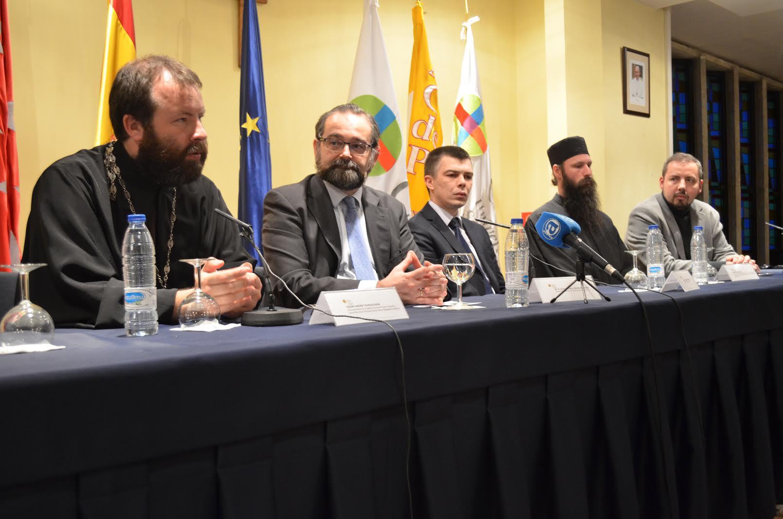Exministro de Kosovo, contra la intolerancia religiosa en el siglo XXI