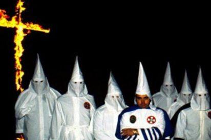 El líder del Ku Klux Klan que lleva escondido 30 años se ha puesto morado a millones