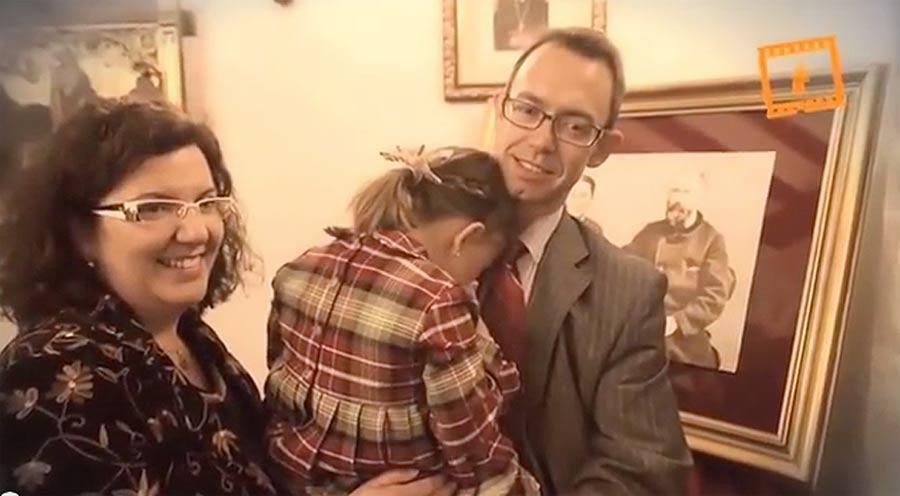 El Papa aprueba el milagro en una niña atribuido a los padres de Santa Teresita