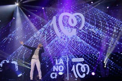 La noche de Cadena 100, éxito total del evento musical del año