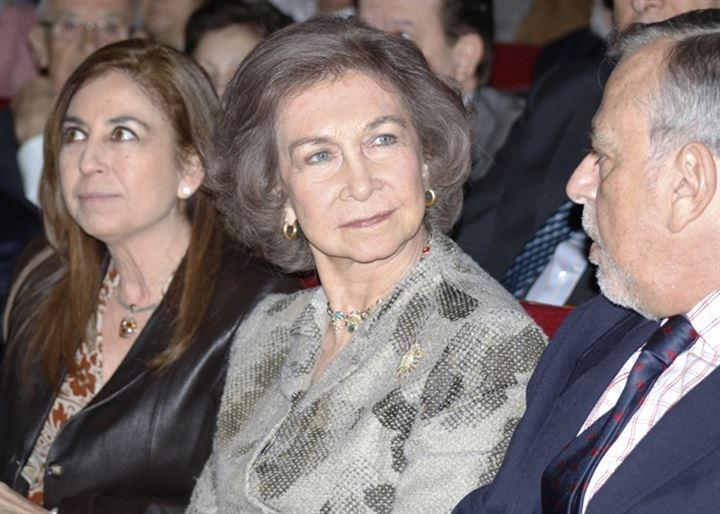 Su Majestad la Reina Doña Sofía preside este viernes los XVII Premios Real Fundación de Toledo