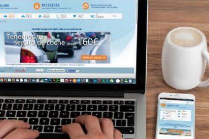 Ahorra hasta un 20% comparando seguros online desde cualquier dispositivo