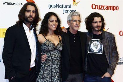 Las caras conocidas del cine se dan cita en las horas previas al Festival de Málaga