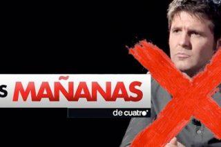 Exclusiva PD / El podemita Jesús Cintora, fulminado por Mediaset de 'Las Mañanas de Cuatro'