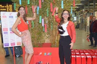 Laura Sánchez y Chenoa: '¿De qué color es tu sueño?'