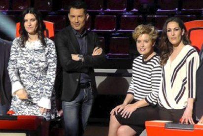 """Alejandro Sanz se va de la lengua durante la presentación de 'La Voz': """"En esta edición tenemos un cura"""""""