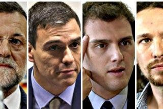 ¿Sabés de que equipo de fútbol son Pablo Iglesias, Mariano Rajoy, Pedro Sánchez o Albert Rivera?