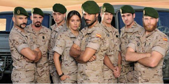 'Los Nuestros': Los militares menos creíbles de la historia de la TV conquistan T5