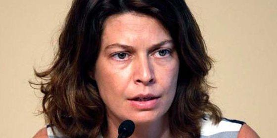 """Lucía Figar: """"Va a ser un reto"""" recuperar la confianza de los ciudadanos porque una o dos manzanas podridas pueden contaminar a todo el cesto"""""""