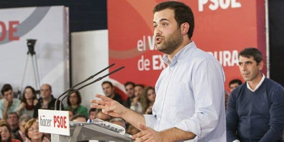 Luis Salaya: El PP vuelve a engañar a los cacereños vendiendo humo