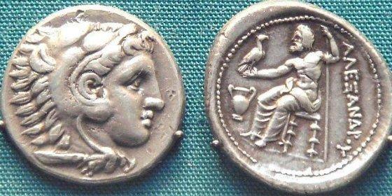 Unos espeleólogos descubren un importante tesoro de la época de Alejandro Magno