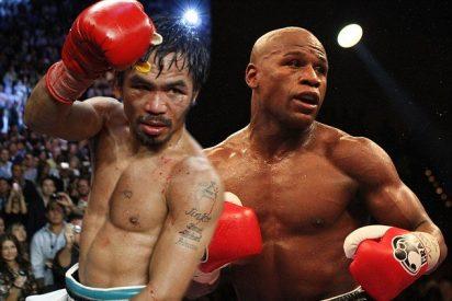 El boxeador Floyd Mayweather gasta 4.000 euros al día en comida de cara al combate del siglo ante Pacquiao