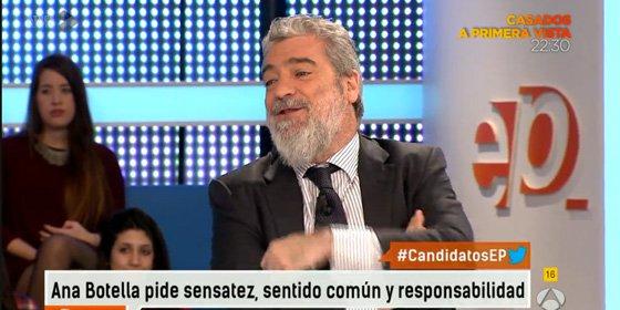 """MAR sacude al PP por estropear la candidatura de Aguirre: """"En Génova hacen las cosas entre mal y muy mal"""""""