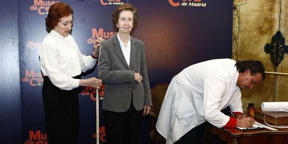 Toman medidas a la 'Marie Curie' española para su figura en el Museo de Cera
