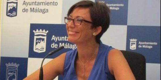 """María Gámez: """"Demostraremos a los andaluces que ha merecido la pena la confianza depositada en el PSOE"""""""